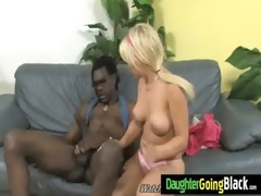 watchung my daughter getting fucked by dark cock
