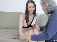 she has a serious taste for cock, but she didnt