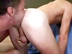excellent dad and boy raw fucking