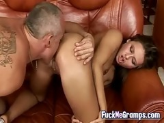exotic honey keen on older men