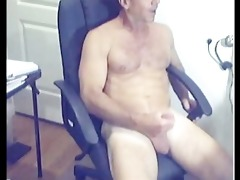 ripped sexy hirsute dad shoots loan