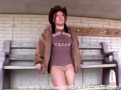 naked farmers daughter s garb around cedar rapids