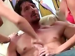 nikita von james- threesome