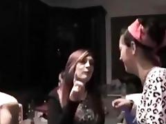 bizarre legal age teenager daughter humiliate