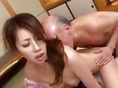 juvenile japanese wife amp old man