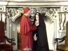 bishop receives a blow job- wear-tweed