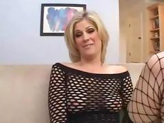 fayth deluca - threesome