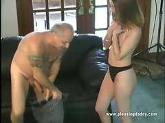 small titted dark brown pursue engulf old cock