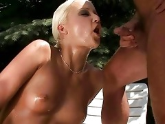 grandpa and hot cutie pissing and fucking
