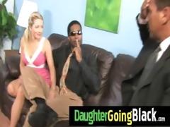 daughter fuck a huge dark pounder 22