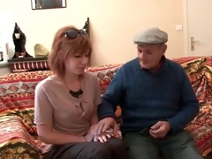french doxy anal screwed in some with papy voyeur