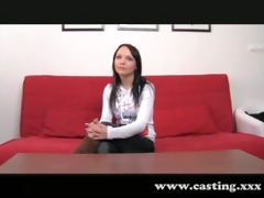 casting - 18 year old gets a call from daddy half