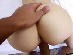 povlife blond sexy ass hottie pounded and