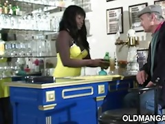 3 old dicks for black cutie