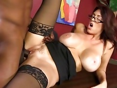 charlee follow fucks a younger dark guy