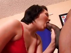 big dick dad punishes sweet sc...