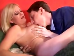 mother step son - daddys not home fucking hard