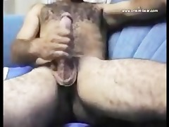 asian daddy cums