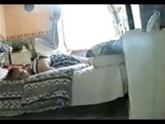 watch my sister masturbating. hidden livecam