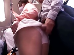 groped young mother reluctant public bus big o
