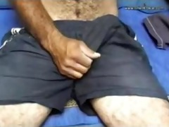this gracious hairy big cock dad is fuckin sexy -